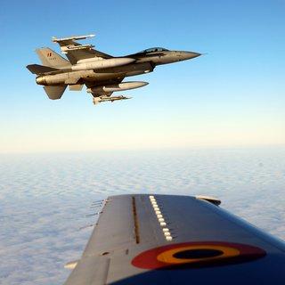 Stuurt België opnieuw F-16's naar het Midden-Oosten?