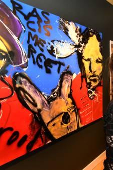 Stedelijk Museum Vianen danst en drinkt op kunstenaar Herman Brood
