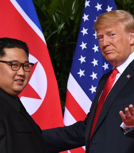 'Ontmoeting Trump en Kim was een PR-stunt zonder inhoud'