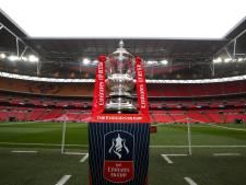 La finale de la Coupe d'Angleterre le 1er août