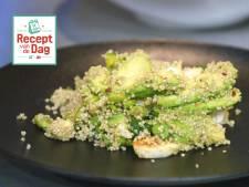 Recept van de dag: Quinoasalade met gegrilde halloumi
