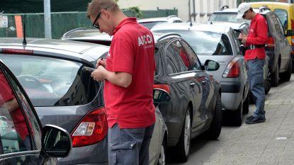 'Soepele' parkeercontroles voor bewonerskaarten en werkabonnementen