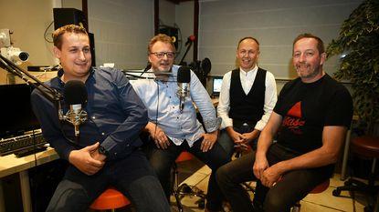 Belgian Quo Band stunt: 25 radio-interviews in één weekend