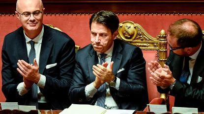 Italiaanse regering krijgt nu ook vertrouwen van Senaat