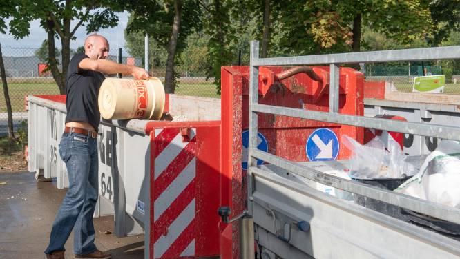 """Steeds strenger op containerpark Aalter? """"Regels zijn regels en die moeten nageleefd worden"""""""