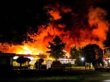 Grote brand op school in Ede lijkt ontstaan in praktijklokalen