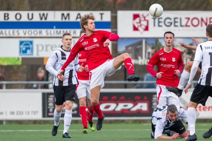 De wedstrijd  Enter Vooruit-Hulzense Boys in de tweede klasse ging zaterdagmiddag niet door, nadat in Hulsen corona was vastgesteld bij zeker twee mensen 'rondom het eerste elftal'.