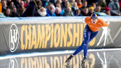 """32-jarige topschaatser Sven Kramer: """"Sluit niet uit dat ik nog vier jaar doorga"""""""