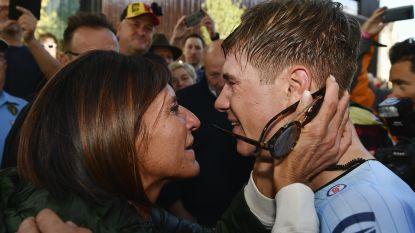 """Mama Evenepoel: """"Als Remco wint, denk ik aan mijn broer. Hij moest daar staan, verdorie"""""""
