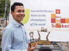Chanda Sandipan weer winnaar Open NK schaken
