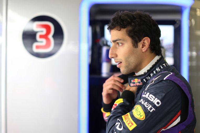 Daniel Ricciardo Beeld getty