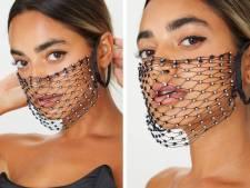 """Le masque """"tendance"""" vendu par cette marque de vêtements passe mal"""
