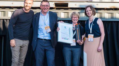 Drukkerij Artoos ontvangt Voka-charter Duurzaam Ondernemen