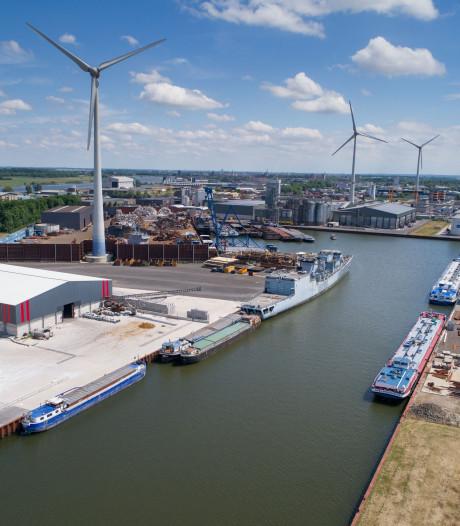Boete voor sloop schepen in Kampen zonder vergunning