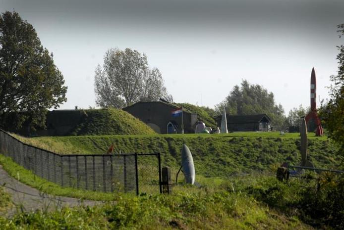 Fort de Hel. foto Thom van Amsterdam