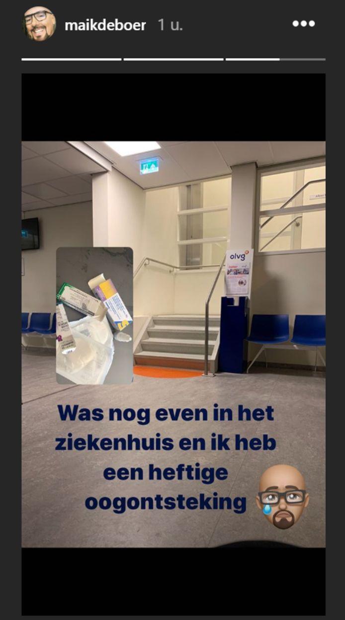 Maik de Boer.