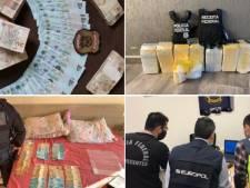 Cocaïnesmokkellijn opgerold naar belangrijkste Europese zeehavens: 45 arrestaties, invallen in zes landen