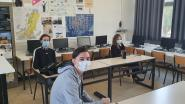 """Koninklijk Atheneum klaar voor maandag: """"Gelukkig is de warme band met onze leerlingen niet verloren"""""""