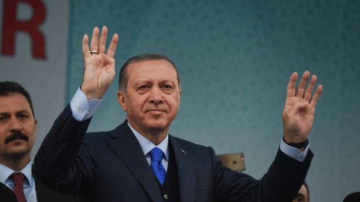 Belgische Turken stemmen meest uitgesproken 'ja' op referendum in Europa