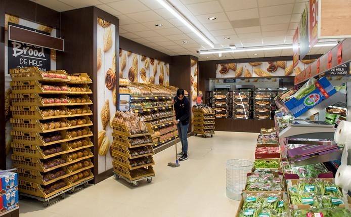 Supermarktketen Lidl is een grote afnemer van het brood van Bakkerij Holland.