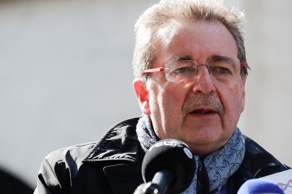 Brussels minister-president Rudi Vervoort