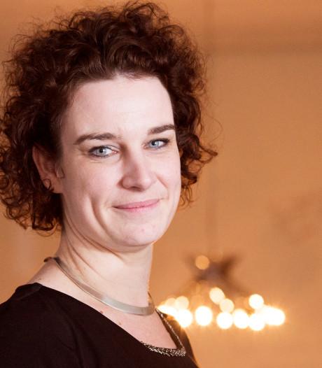 Janine Godderij uitgezwaaid bij de Veste in Ommen