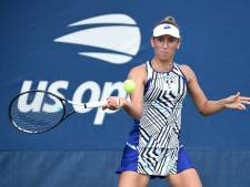 Elise Mertens se hisse aisément au 3e tour
