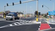 Kruispunt Vosken morgen in beide richtingen open