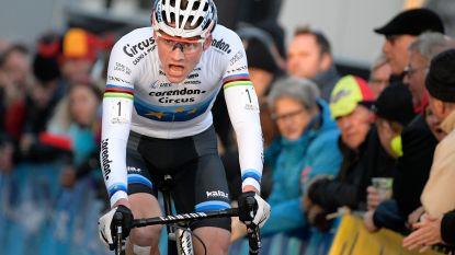 """Ook Mathieu van der Poel blijkt een bijgelovig trekje te hebben: """"Ik zorg dat het altijd klopt"""""""