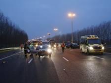 A28 bij Hattemerbroek vrijgegeven, verkeersinfarct lost op