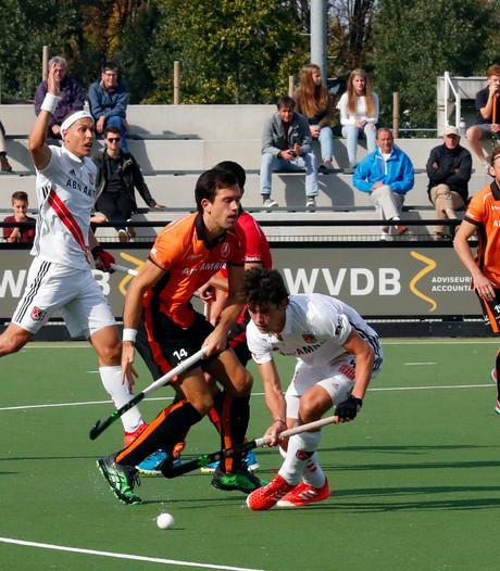 Mannen Oranje-Rood onderuit tegen Amsterdam