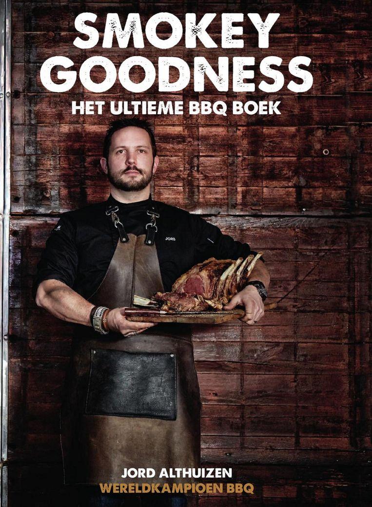 Barbecuen is stoerder wanneer Jord Althuizen het heeft over Smokey goodness (60) Beeld