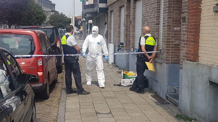 Verdacht overlijden in Deurne.