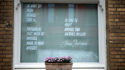 Ontdek vanaf 6 juni nieuwe raampoëzie in de straten van Deurne