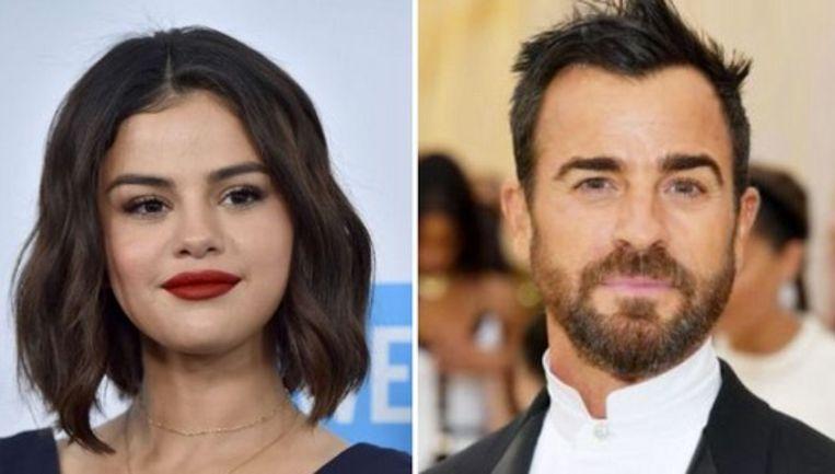 Selena Gomez en Justin Theroux zouden voor elkaar zijn gevallen.
