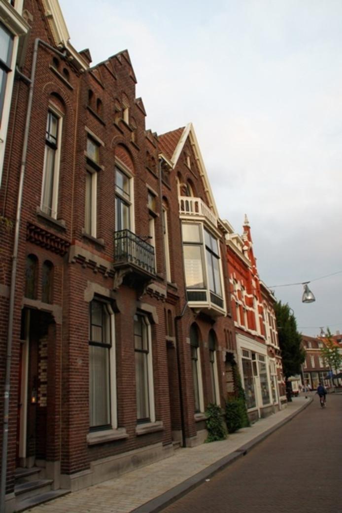 Noordstraat. Foto Arno Dingemans
