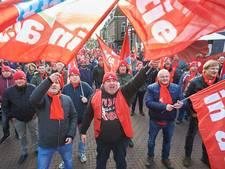 Gesprekken tussen Unilever en vakbonden hervat: staking Unox gaat voorlopig door