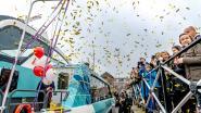 Twee nieuwe waterbussen feestelijk gedoopt