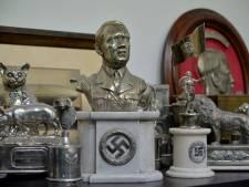 Verborgen kamer vol nazi-spullen aangetroffen in Buenos Aires