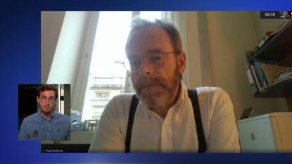 """Peter De Roover (N-VA): """"Er is vooral nog veel niet beslist"""""""
