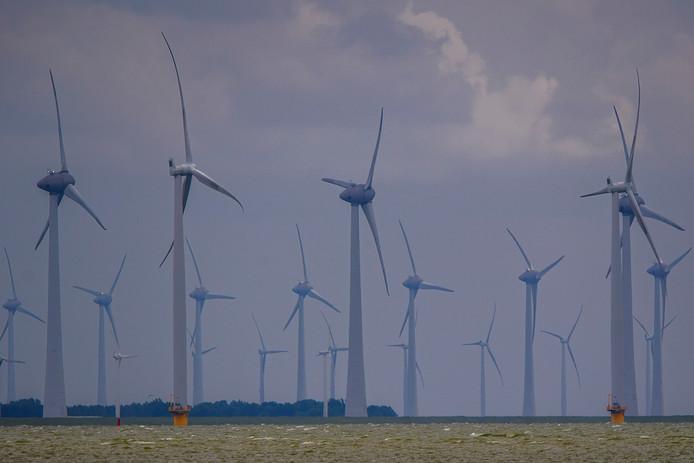 Voor velen een schrikbeeld: windmolens op land.