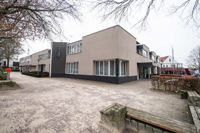 Het gebouw van de Countus vormt vanaf 1 juni de tijdelijke huisvesting voor leerlingen van De Zwaluw.