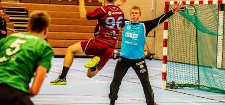 Aristos is makkie voor handballers Tachos