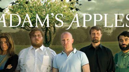 Gratis vertoning van Adam's Apples in Den Hof