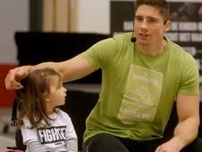 Sara en Rico strijden samen tegen zeldzame spierziekte