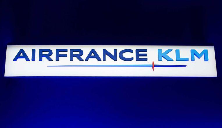 Logo Air France-KLM Beeld anp
