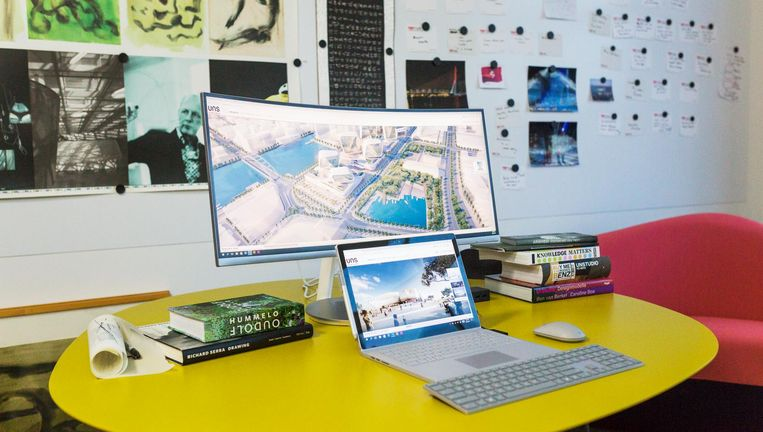 Surface Book Beeld