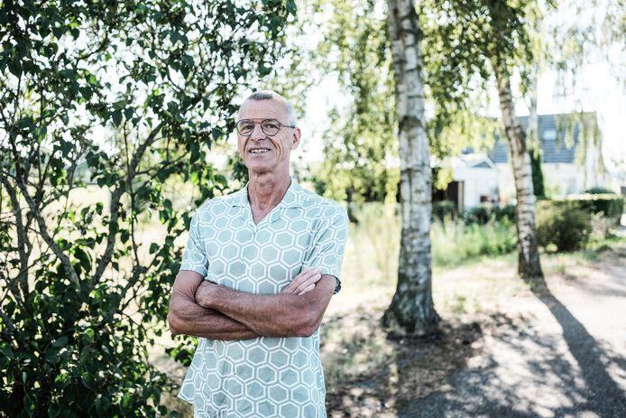 Jan van der Werff, tot voor kort directeur van Vluchtelingenwerk Oost-Nederland.