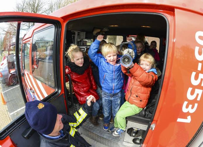 Widerode in vuur en vlam | Wierden | tubantia.nl