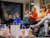 Sinterklaas met Franse uitwisselingsstudenten in Hengelo